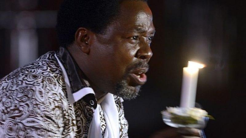 «T. B Joshua est en enfer» selon le pasteur Peters