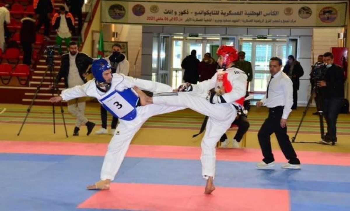 Taekwondo : 4 Algériens au Championnat d'Afrique à Dakar