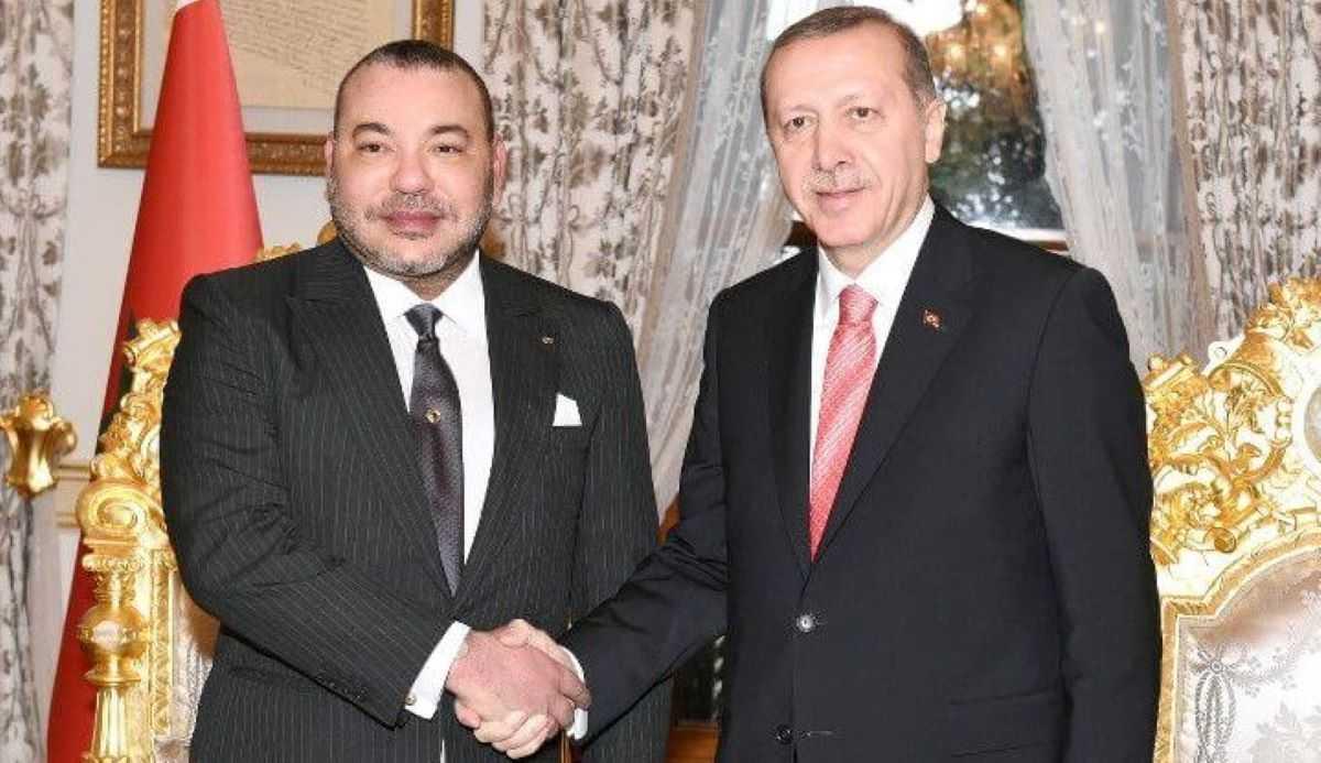 Turquie, Maroc : Erdogan encense Mohammed VI