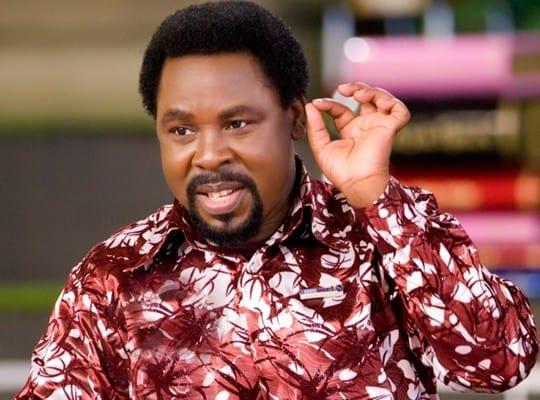 Un autre prophète aurait-il prédit la mort de TB Joshua ? le boss de  emmanuel tv