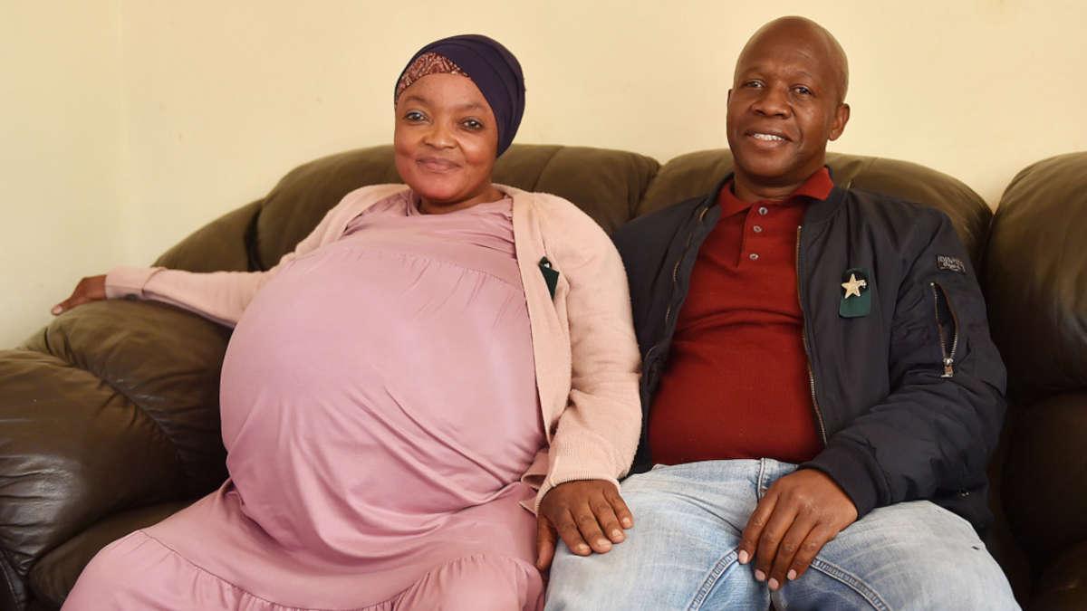 Afrique du Sud : la femme qui a affirmé avoir 10 bébés a de sérieux ennuis