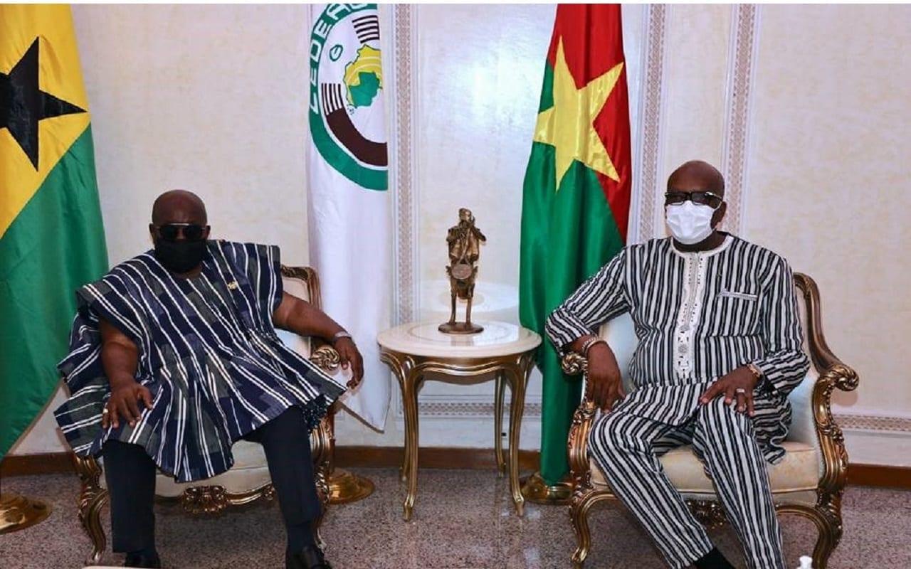 Burkina Faso : que retenir de la visite du président Nana Akufo-Addo ?