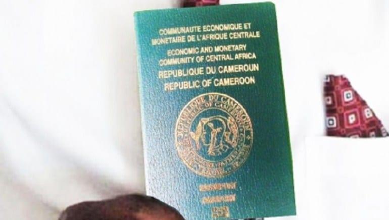 Cameroun : Le passeport coûte désormais 110 000 F