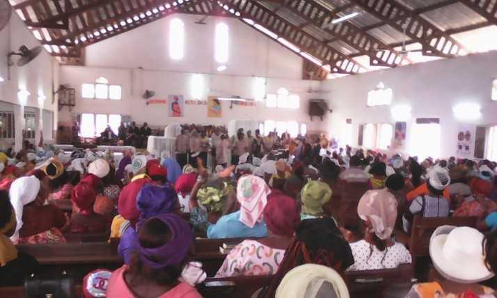 Cameroun : la Paroisse EPC Mangola célèbre les Mères