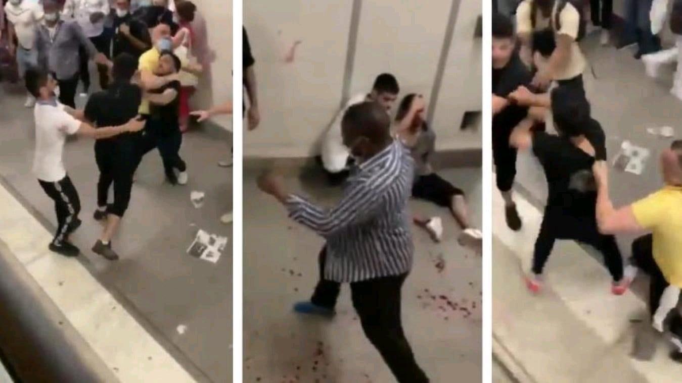 France : Une violente bagarre éclate dans une gare parisienne