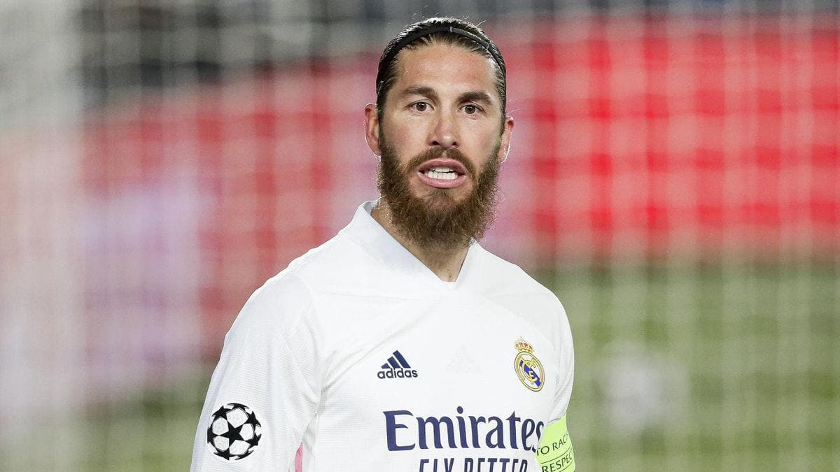 Real Madrid : Sergio Ramos Quitte Le Club ! (Officiel)