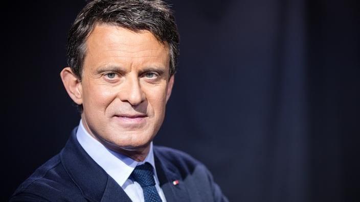France : Manuel Valls Est Devenu Chroniqueur Télé