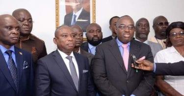 &Quot;Nous Demandons Pardon Au Président Ouattara Pour Guillaume Soro&Quot;