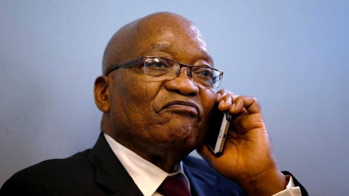 Afrique Du Sud : L'Ex-Président Jacob Zuma Sort De Prison