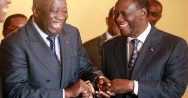 Discussion Gbagbo-Ouattara : Voici Le Rôle Joué Par Dominique Ouattara Et Nady Bamba