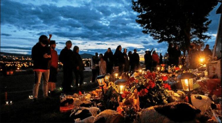 Découverte D'une Centaine De Tombes Dans Un Ex-Pensionnat Au Canada