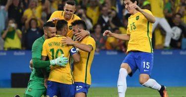 Jo 2020/Tournoi De Foot: On Démarre Avec Un Brésil/Allemagne De Feu Dans La Poule D