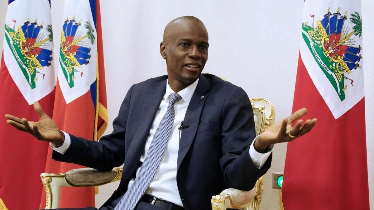 Haïti/ Assassinat De Jovenel Moïse : Le Pentagone Reconnaît Avoir Formé 7 Des Assassins