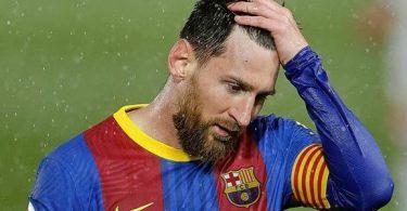 Lionel Messi Perd 100.000 Euros Soit 65 Millions De Fcfa Par Jour