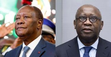 Alassane Ouattara Va Enfin Rencontrer Laurent Gbagbo