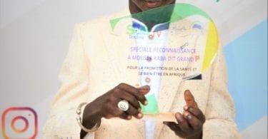 Togo : Grand P Reçoit Une Seconde Distinction