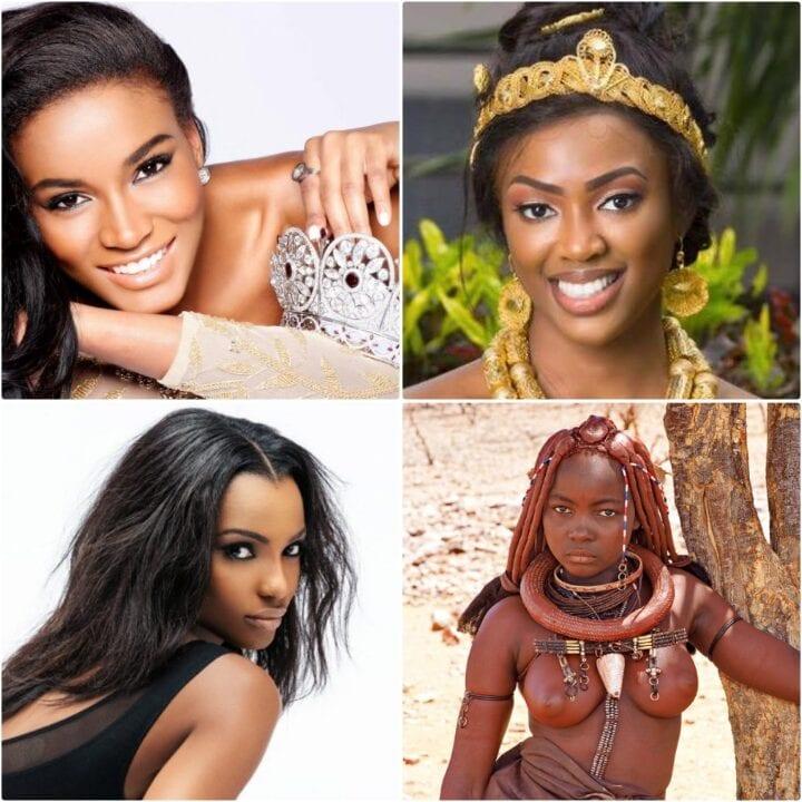 Top 10 Des Pays Où On Trouve Les Plus Belles Femmes Africaines