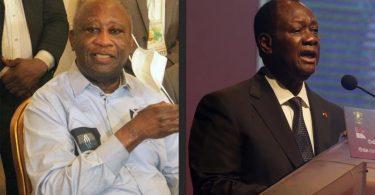 Michel Gbagbo Fait Des Révélations Sur La Rencontre Entre Son Père Laurent Et Alassane Ouattara